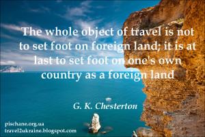 Inspirational Quotes about Travel