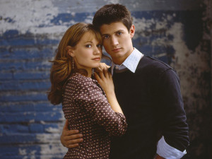 One Tree Hill Haley & Nathan