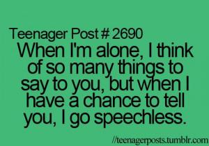 cute, love, quote, speech, teen, teenager post, words