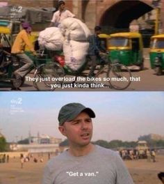 Karl Pilkington More
