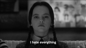 Wednesday Adams gif