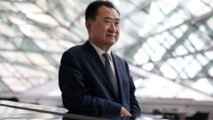 ... sharemarket rout: Asia's richest man Wang Jianlin loses $5b in one day