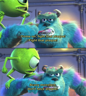 Related Pictures monsters inc quotes quotes from movie monsters inc