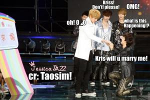 EXO-M Funny EXO