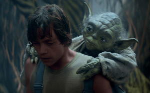 """... the Force for knowledge and defense, never for attack."""" – Yoda"""