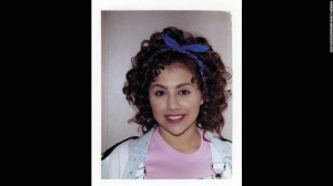 The late Brittany Murphy was