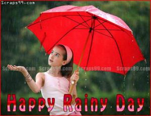 Happy Rainy Day Quotes Beautiful rainy day pictures