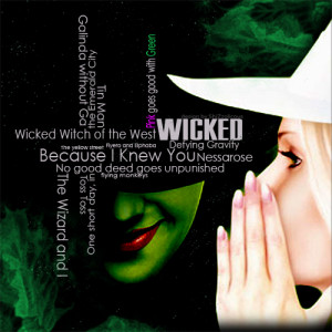 Popular Wicked Quotes by shiZzolicous