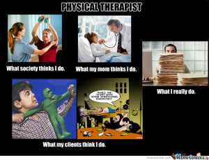 Physical Therapy Funny Physical Therapy