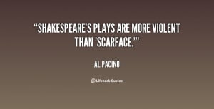 Al Pacino Scarface Quotes