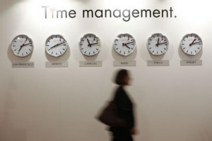 My best time management quotes