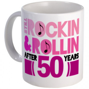 50 Years Gifts > 50 Years Mugs > 50th Anniversary Funny Gift Mug
