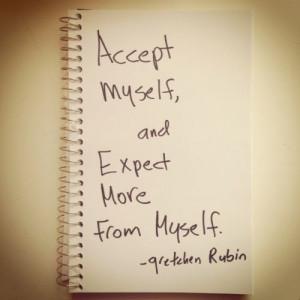 Gretchen Rubin: