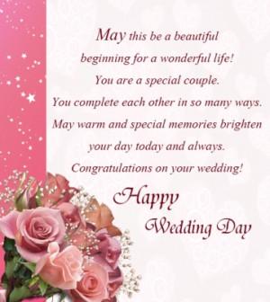 Wedding Day Quotes Happy QuotesGram
