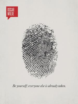 ... Ryan McArthur creates stunning minimalist famous quote posters