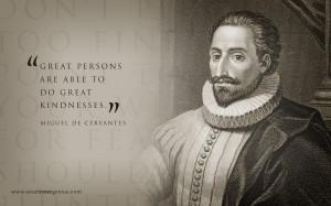Miguel De Cervantes Miguel de cervantes