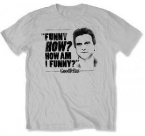 GOODFELLASHow Am I Funny?Joe PesciT shirt NEWLARGE ONLY