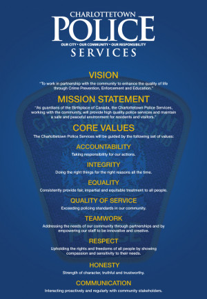 Our Mission And Values Statement