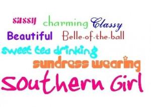 southern girl Image
