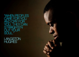 Langston Hughes Inspirational Quotes