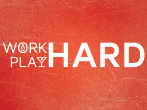 Dribbble - Work Hard Play Hard by Inspirationfeed (Igor Ovsyannykov)