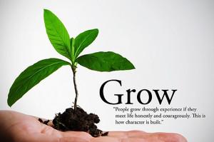 Grow or die