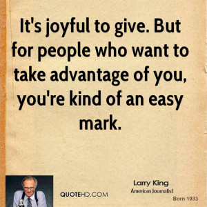 People Who Take Advantage Of You Quotes