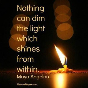 Let Your Light Shine | Let Your Light Shine « Work the Dream