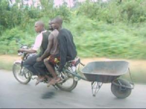 Funny african pictures photos images people on vehicle
