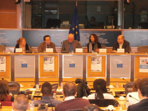 MTV Staying Alive Marks World AIDS Day at the European Parliament