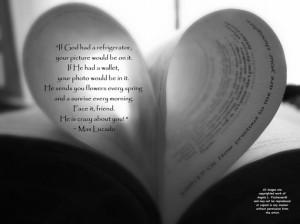 love Max Lucado! #faith #God #MaxLucado