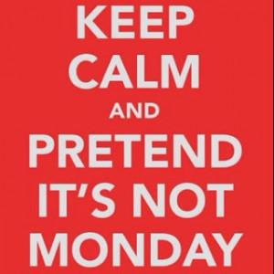 Good Morning Monday! :-)