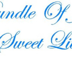 Our Bundle Of Joy, Our Sweet Little Boy.... Nursery Wall Decal Quotes ...