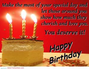 happy birthday quotes, birthday pictures, funny happy birthday quotes ...