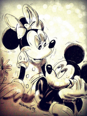mickey-and-minnie-mouse-tumblr-mickey-and-minnie-in-love-mickey-mouse ...