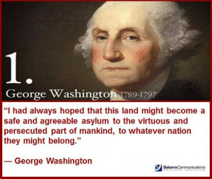 had always hoped that this land might become a safe and agreeable ...