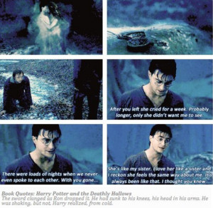 harry, harry potter, hermione, hp, love, movie, potter, quote, romance ...