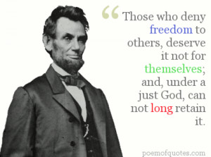 Famous Quotes Freedom Home About Inspiration