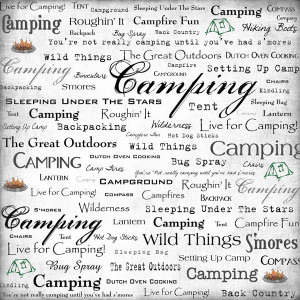 funny camping quotes wall calendars for 2014 2015