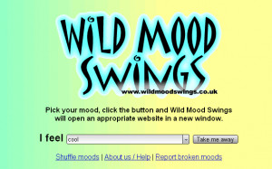 bored level 2 pick your mood click the button and wild mood swings ...