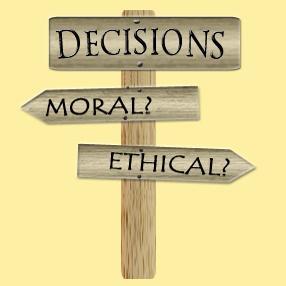 Ethics and Morality...