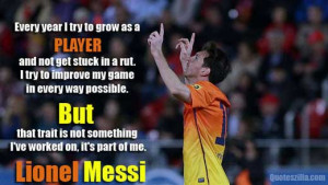 25+ Best Lionel Messi Quotes About Life - Quoteszilla