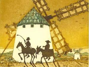 Sombras de la Mancha, Sabatacha Studiogalery