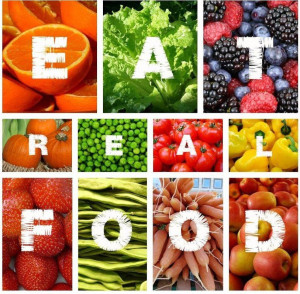 """One of the questions I get asked a lot is, """"What is clean eating?"""""""