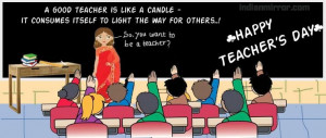 Happy Teachers Day sms text message wishes Quotes in Hindi English ...