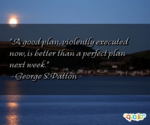 Quotes about Planning