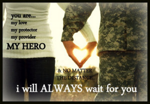 long distance military love quotes