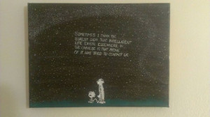 quote from Calvin and Hobbes
