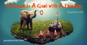 10 Inspirational Goal Setting Quotes