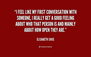 Good Conversation Quotes